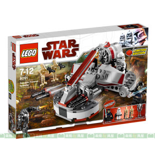 LEGO 8091 Republic Swamp Speeder™