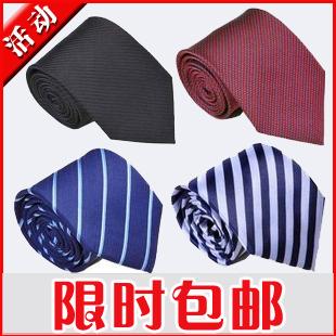 Стреловидный галстук Общий вид (от 7 см до 12 см ) Полиэстер В полоску Подкладка из полиэстера Корейский