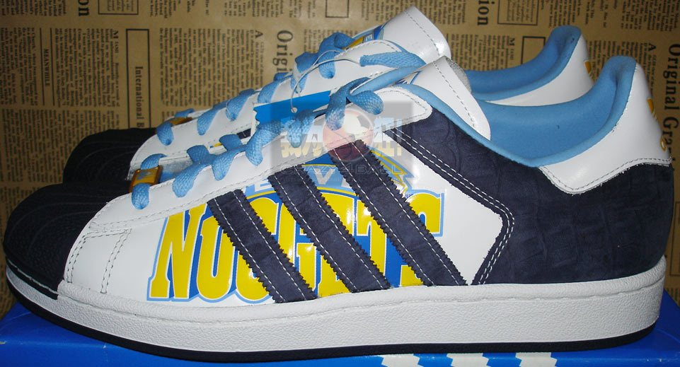 кроссовки Adidas 1234567890 SUPERSTAR NBA