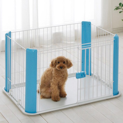 Clearance price IRIS / Alice dog fence dog cage CLS-960 yellow single cage