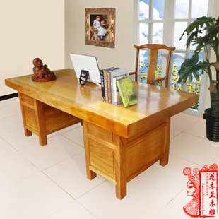 African PEAR plate wood slab tables table solid wood dining tables desks Taipan wood desks