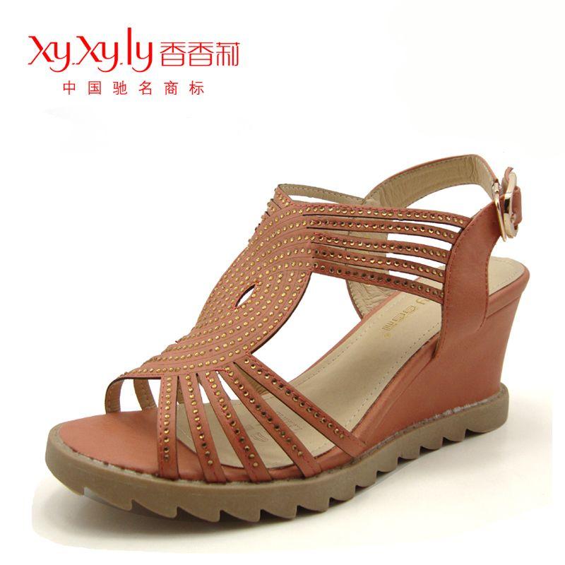 Босоножки Xiang Xiang Li 9357