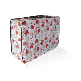 New-rose thickened cot quilt storage shed/clothing storage bags non-woven fabric 120g