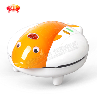 Shining 007-1 microcomputer cartoon cake machine Breakfast household automatic multifunction genuine special offer free shipping