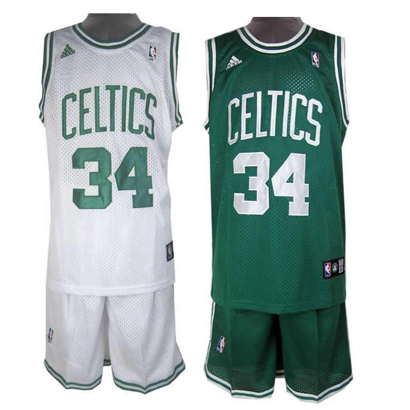 одежда для занятий баскетболом Celtics