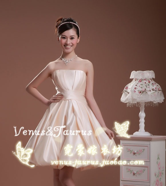 Вечернее платье Colorful wedding dress Square lf068 2011 Colorful wedding dress Square