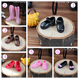 Genuine TAKARA Licca Rieger shoes blythe small Buli Jia Jenny wear soft