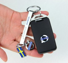Volvo V40 S80 XC60 S60L ornament its V60 Polaris metal Polestar key chains