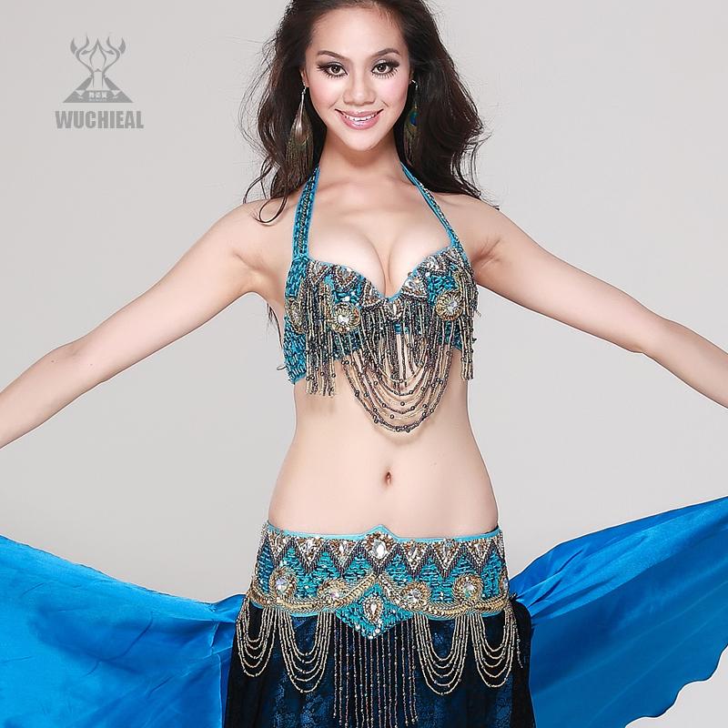 костюм для танца живота Dance wing qc0505