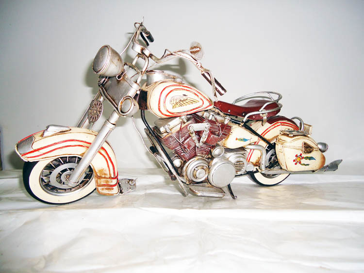 Hand Made Motorcycle(JLM1282-W)