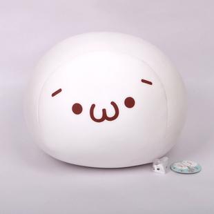日本原单 ( ´・ω・` ) 颜文字 特大号汤圆抱枕
