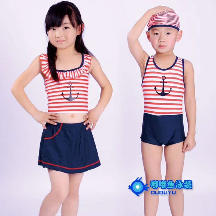 Little Girls in Swimwear Girls Swimwear Childrens