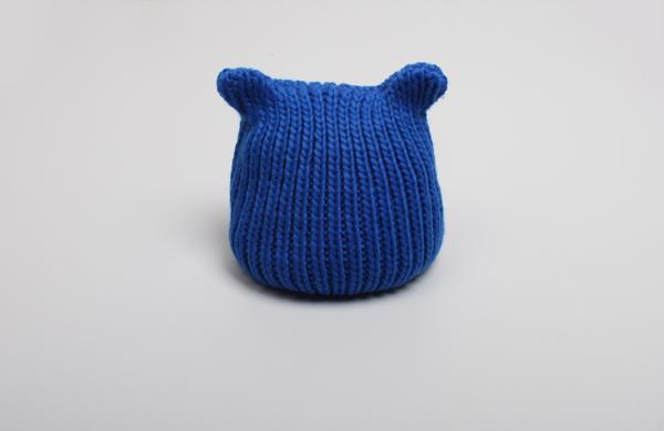 Головной убор Foreign trade cut standard Вязаные/трикотажные шапки Нейлон Без декора Женское Зима