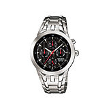 [ hsp ] casio / casio watches genuine business casual efr-300d-1a/7a the sf