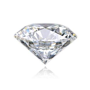 孚乐泰GIA裸钻石 2.00克拉钻VS1 F 3EX完美切工 8箭8心 2克拉裸石