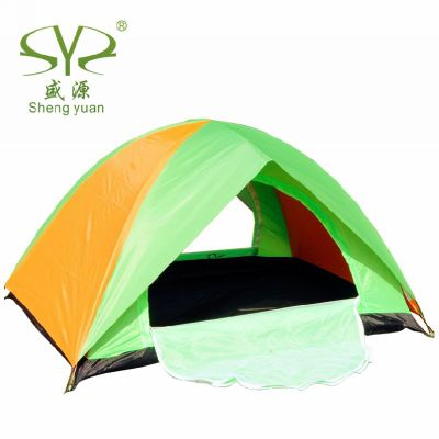 Shengyuan double bunk lakeside camp tent camping tent camping tents couple