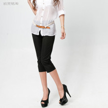 2013 new summer women fashion OL fashion pant 313 delicate and comfortable Ruanmian pants clearance discount