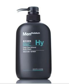 曼秀雷敦 Mentholatum 海洋精华 清爽沐浴露 500ml 特价16.9元