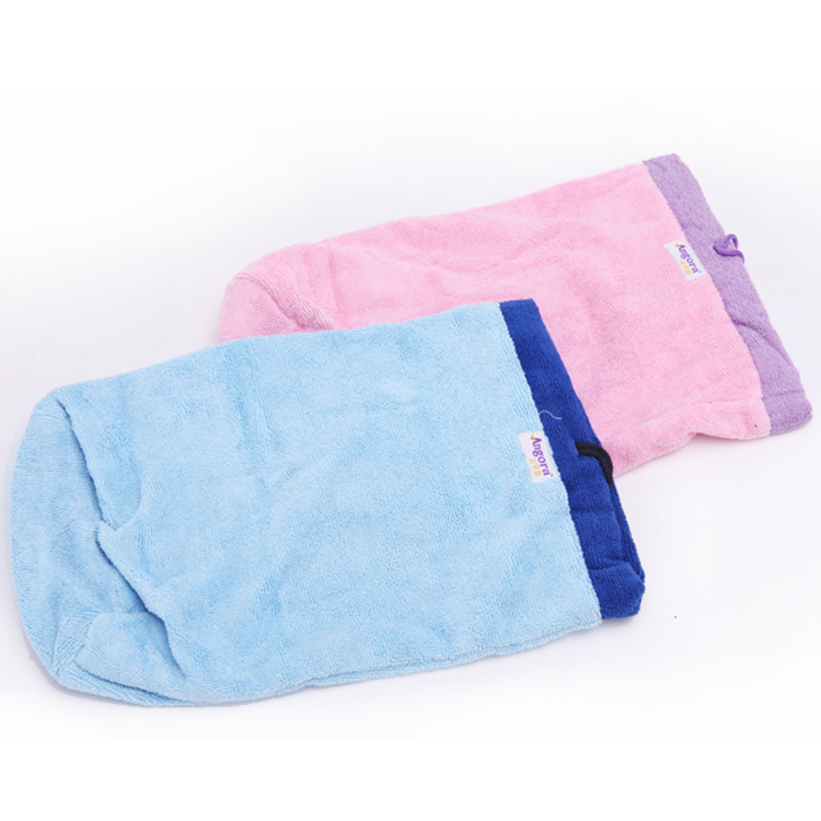 An Gelu Pet Ferret ferret thick bath towel bag natural non-toxic high absorbent and fast dry towel drying bags