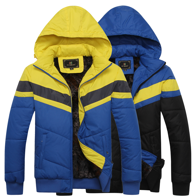 2013 new style coat men's jacket men coat men's Korean padded coat jacket coat men