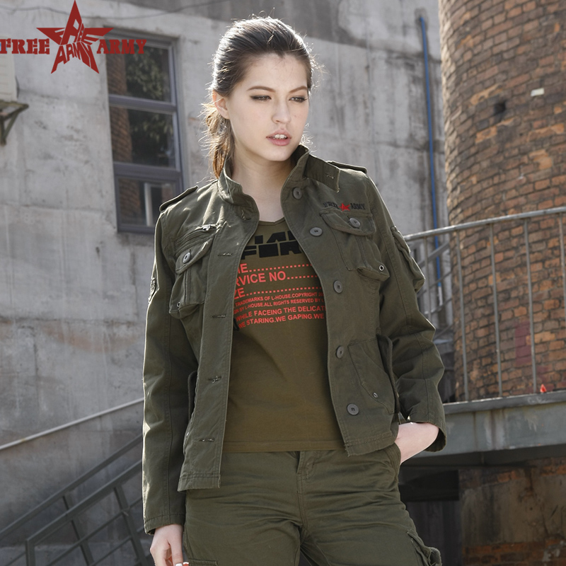 Куртка милитари FREE ARMY gs76360