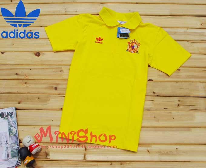 Спортивная футболка Clover 052211 2010 AD SPAIN POLO Стандартный Воротник-стойка 100