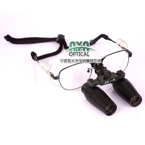 款4倍R长镜头手术式放大镜 医用眼镜