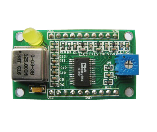 AD9850, AD9850 module, DDS signal generator, send information for schematic