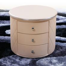 沃购  床头柜  带抽屉 柜子 储物柜 简约 现代 简约  床头柜定制图片