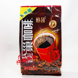 Beijing, 2 alcohol products of Nestlé pure coffee 500 grams of pure black coffee Nestle coffee sugar free instant coffee