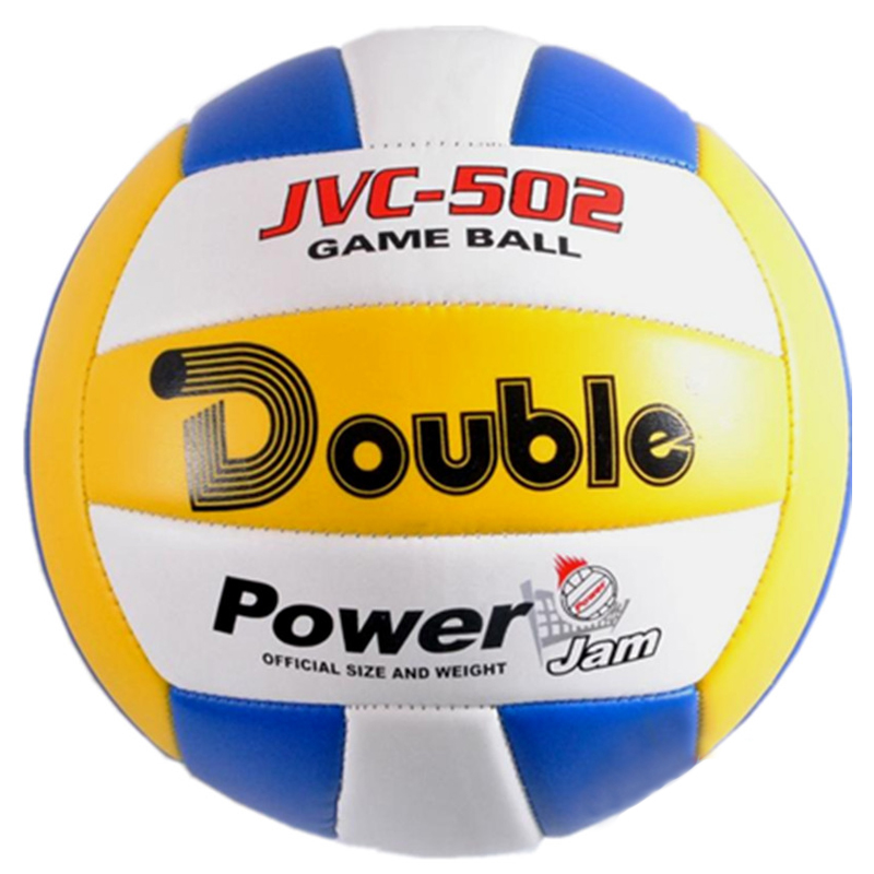 DHS tests the students ' training of volleyball dedicated soft JVC502