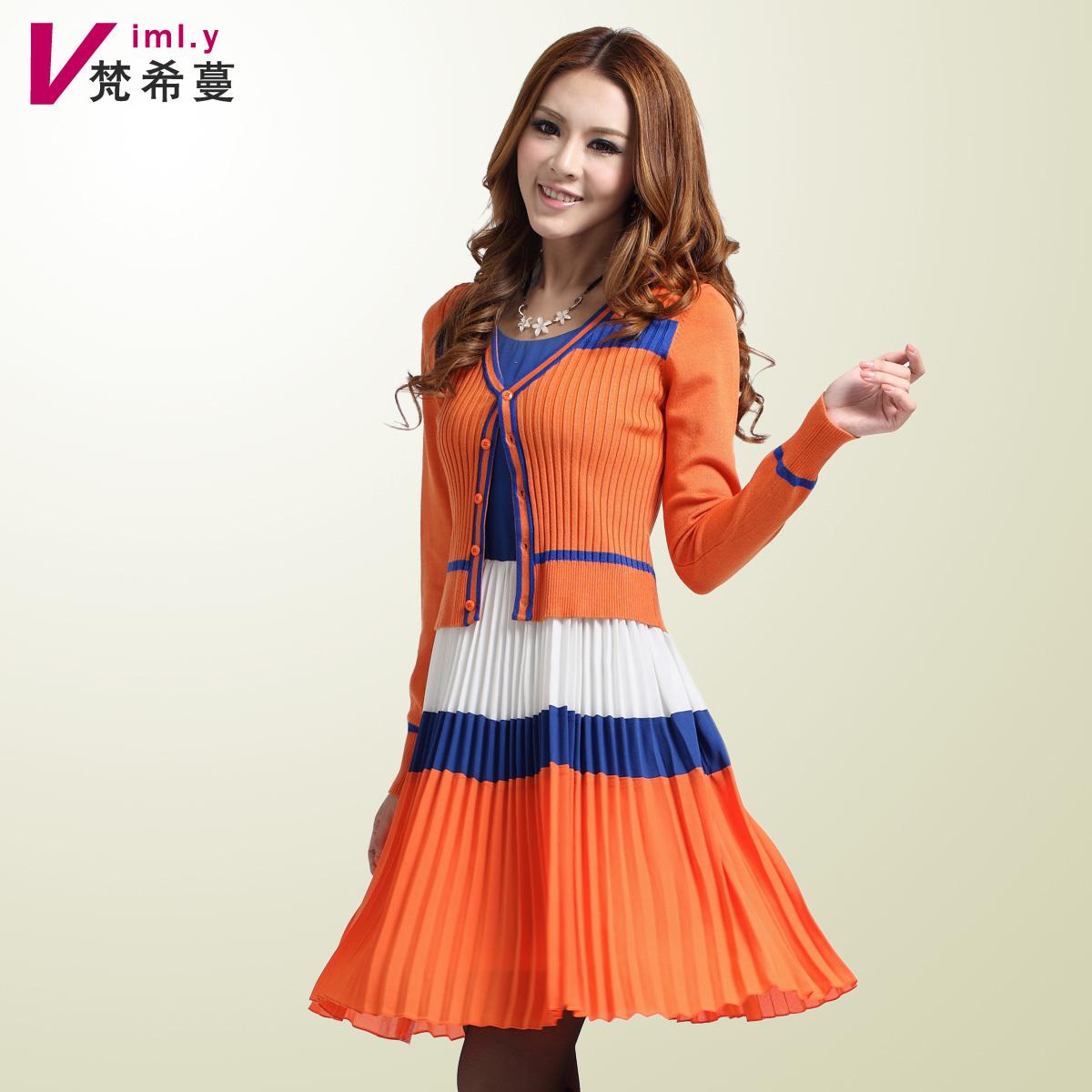 Женское платье Vimly 87753 2012 Осень 2012 Другое