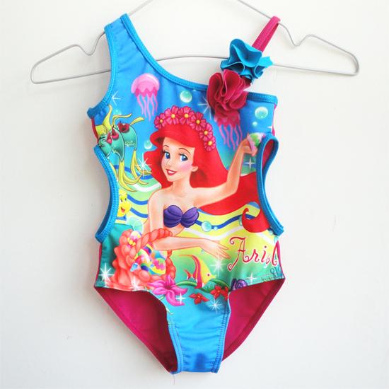 costume intero nuoto un pezzo di costume da bagno per bambino ...