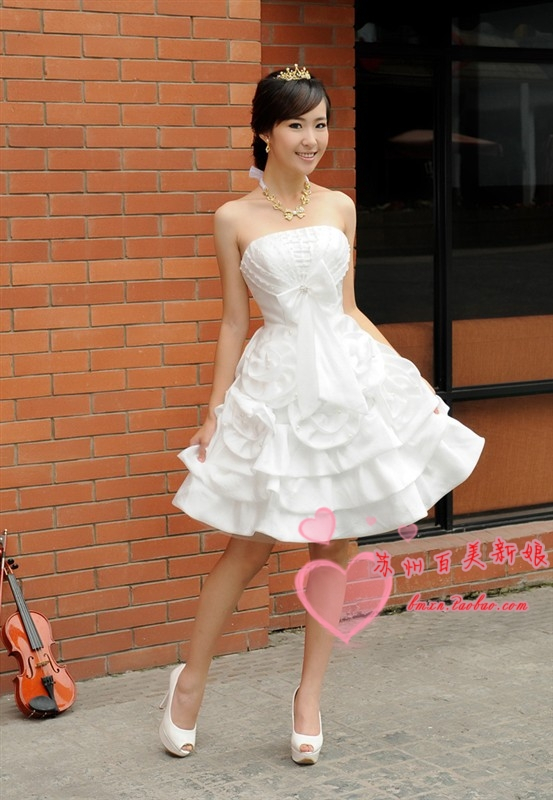 Вечернее платье Suzhou, one hundred Bridal Garments Co., Ltd. BM/116 Suzhou, one hundred Bridal Garments Co., Ltd.