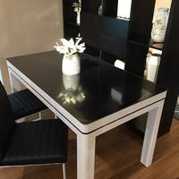 定制家具防损台垫透明软质玻璃餐桌隔茶几台面垫防油塑胶桌布圆形