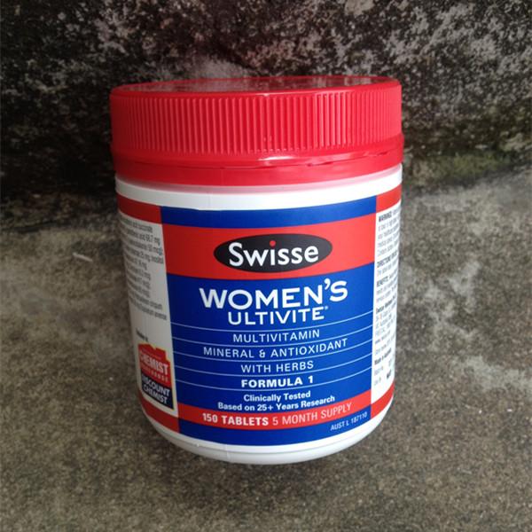 Мультивитамин/минеральная Swisse