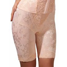 婷美正品 中腰收腹提臀女士内裤塑身裤 舒适透气瘦腰产后美体裤图片