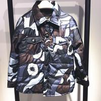 啦芙莱2015冬季儿童棉衣韩版夹棉袄薄款棉衬衫棉服外套男童棉衬衫