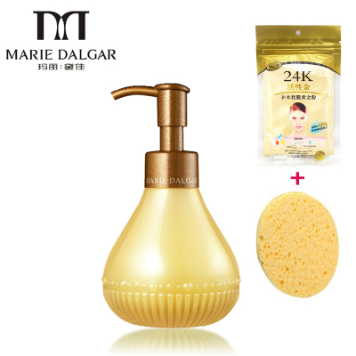 Counters authentic Mali Dai Jia Deep Cleansing Gel Gentle cleansing non-greasy moisturizer photographed minus 6 yuan