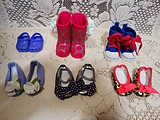 Genuine BATTAT 35cm American Girl shoes our generation a variety of optional
