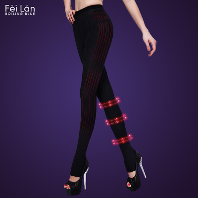 Boiling Blue Dongkuan stovepipe stockings women pantyhose stockings fat burning genuine slimming pants sub bottoming significantly thicker socks