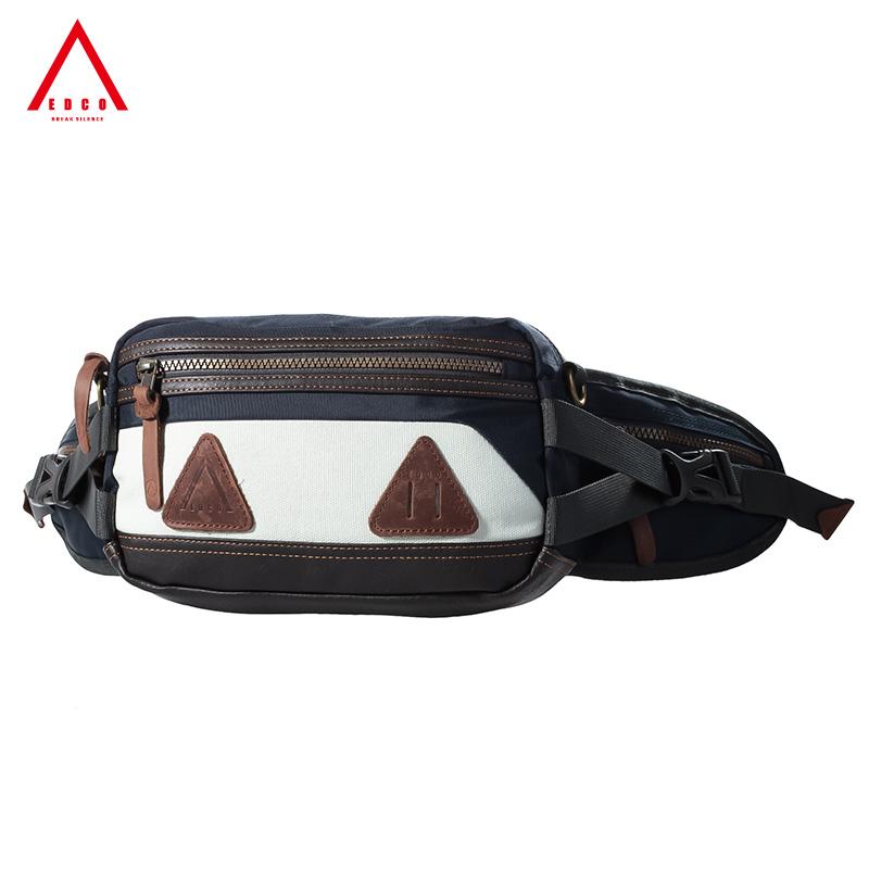 旅游小腰包_艾德克/EDCO 男女通款户外多功能腰包跑步运动腰包休闲旅行小腰包