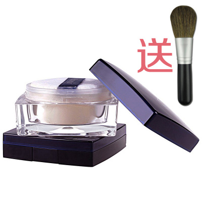 Deep Blue Petal Powder Makeup Bleunuit Li Yen / loose powder / powder / hold & pink light breathable durable