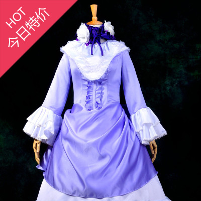 Gothic Lolita detective masters GOSICK Chronicles Victoria american custom clothing cos