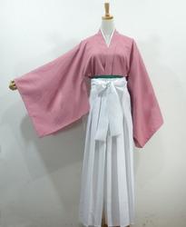 薄樱鬼COSPLAY衣服.雪村千鹤COSPLAY日本和服.COS衣服服装四件套