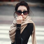 Ms authentic sunglasses female star big box sun glasses to Europe and the United States big face 2014 tide restoring ancient ways people woman