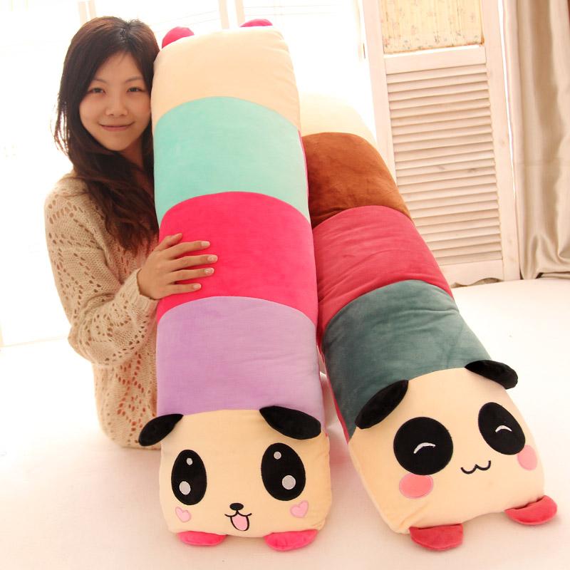 抱枕公仔毛绒玩具玩偶男生女孩睡觉布娃娃生日礼物鸡猴熊猫兔子