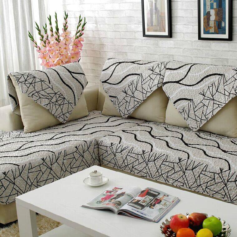 田园四季沙发垫布艺坐垫时尚防滑欧式皮沙发垫沙发巾沙发套沙发罩