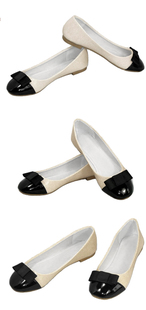 Womens Ladies Casual Dolly Flat Shoes Ballerina Ballet Pumps