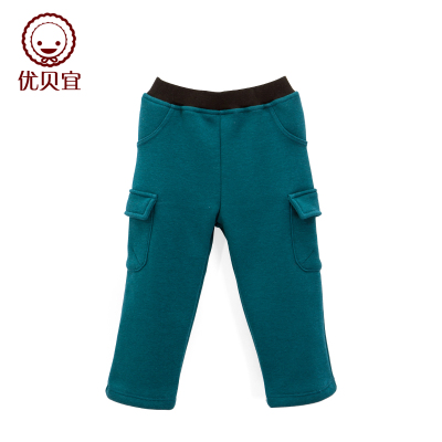 Excellent shellfish should Trousers plus new winter baby boys and girls thick trousers comfortable casual 2530